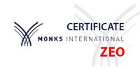 certyfikat zeo